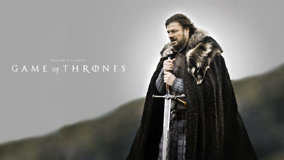 Game of thrones (Hra o trůny)